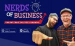 Nerds of Business podcast | Resilience mindset